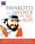 Video/DVD. Title: Pavarotti: A Voice for the Ages