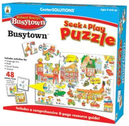 Richard Scarrys Busytown - Busytown Seek & Play Puzzle