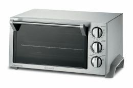 DeLonghi EO1270 Stainless Steel Convection Toaster Oven