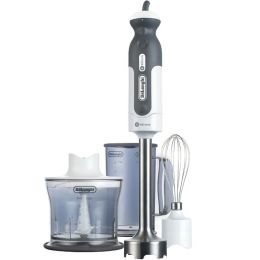 DeLonghi DHB718 Triblade Hand Blender with Accessory Kit