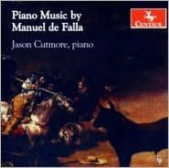 Piano Music by Manuel de Falla