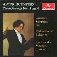 Anton Rubenstein: Piano Concertos Nos. 3 & 4