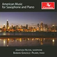 American Music for Saxophone and Piano