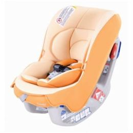 Coccoro Car Seat in Carrot Cake Orange