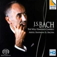 J.S. Bach: The Well-Tempered Clavier, Book 1