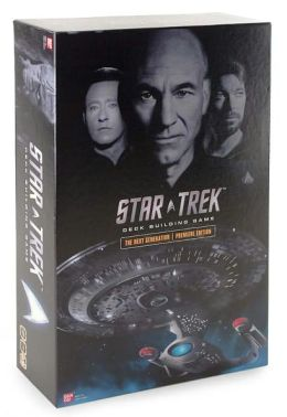 Star Trek Deck Building Game - The Next Generation