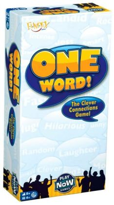 One Word Play Now Game