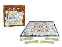 Diary of A Wimpy Kid Scrabble