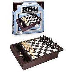 Premium Wood Chess