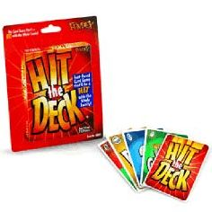 Hit the Deck Card Game