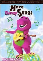Barney: More Barney Songs