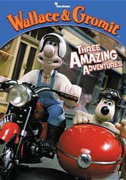 Wallace & Gromit: Three Amazing Adventures