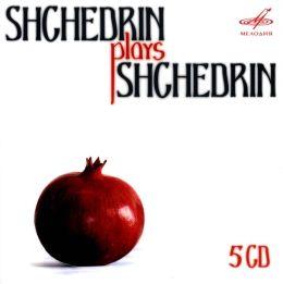 Shchedrin plays Shchedrin