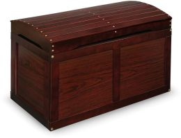 Cherry Barrel Top Toy Chest