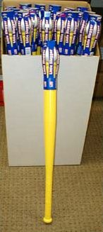Blinky 7825 - 29 Inch Bat And Ball Set - Yellow - Pack Of 24