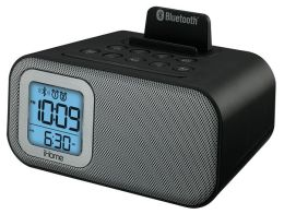 iHome iBT22 Bluetooth Bedside Dual Alarm Clock