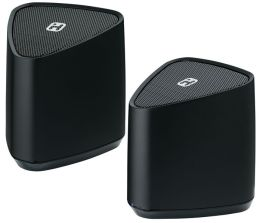iHome iBT88B Bluetooth Rechargeable Mini Stereo Speaker System - Black