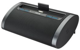 iHome iDN48BC Dual Charging Portable Rechargeable Speaker-Black