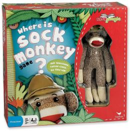 Where's My Sock Monkey Game