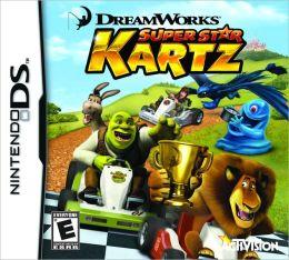 DreamWorks Super Star Kartz DS