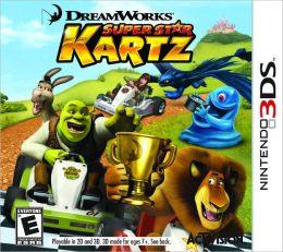 DreamWorks Super Star Kartz 3DS