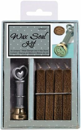 Wax Seal Kit-Heart