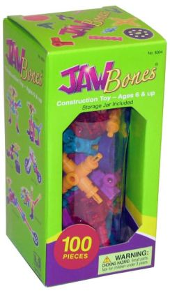 Jawbones 100 Piece Set
