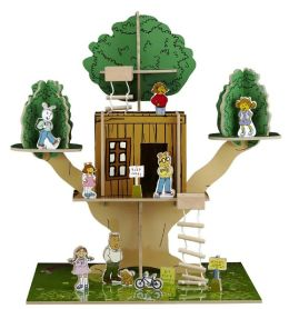Arthur's Treehouse - 3-D Playset