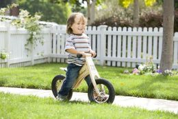 Prince Lionheart Balance® Bike steady as we grow™