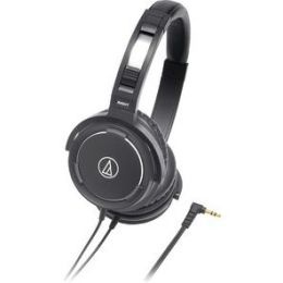 Audio-Technica Solid Bass Over-Ear Headphones - Black