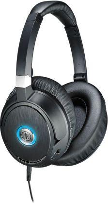Audio-Technica ATH-ANC70 QuietPoint Active Noise-Cancelling On-Ear Headphones
