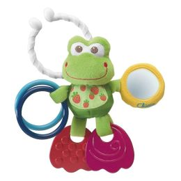 Chicco Fun Foot Froggie Infant Toy