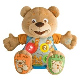Chicco Teddy Count-With-Me (English/Spanish)