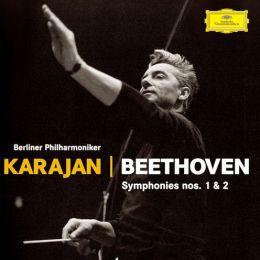 Beethoven: Symphonies Nos. 1 & 2 [1962] [Platinum SHM-CD]