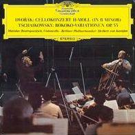Dvorák: Cellokonzert H-moll; Tschaikowsky: Rokoko-Variationen [SHM-CD]