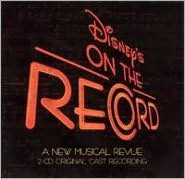 Disney's On the Record [Original Cast Recording]