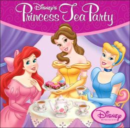 Disney Princess Tea Party