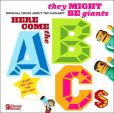 CD Cover Image. Title: Here Come the ABC's [CD/DVD], Artist: They Might Be Giants