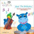 CD Cover Image. Title: Baby Einstein: Meet the Orchestra, Artist: Baby Einstein
