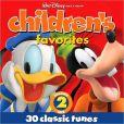 CD Cover Image. Title: Children's Favorites, Vol. 2 [Disney], Artist: Disney