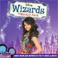 CD Cover Image. Title: Wizards of Waverly Place: Songs from and Inspired by the Hit TV Series