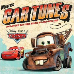 Disney Mater's Car Tunes