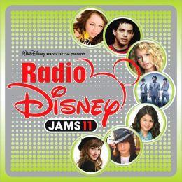 Radio Disney Jams, Vol. 11 [CD/DVD]