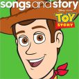 CD Cover Image. Title: Songs and Story: Toy Story, Artist: Disney