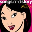 CD Cover Image. Title: Songs and Story: Mulan, Artist: Disney