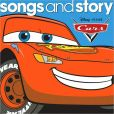 CD Cover Image. Title: Songs and Story: Cars, Artist: Disney