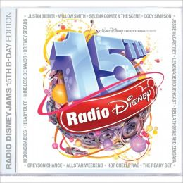 Radio Disney Jams: 15th B-Day Edition