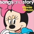 CD Cover Image. Title: Disney Songs & Story: Minnie Mouse, Artist: