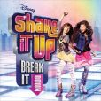 CD Cover Image. Title: Shake It Up: Break It Down