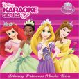 CD Cover Image. Title: Disney's Karaoke Series: Disney Princess Music Box, Artist: